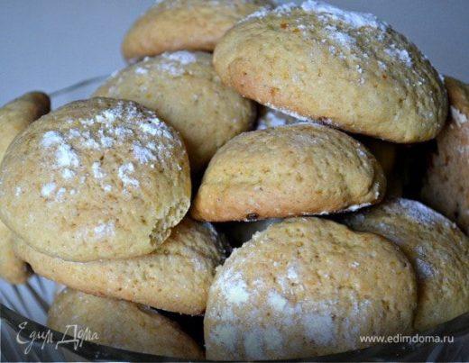 Тыквенное печенье