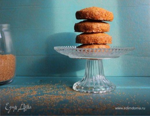 Мягкое тыквенное печенье