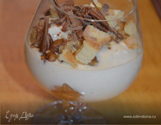 Творожный десерт к воскресному завтраку
