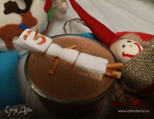 "Горячий шоколад ""Зимнее блаженство"""