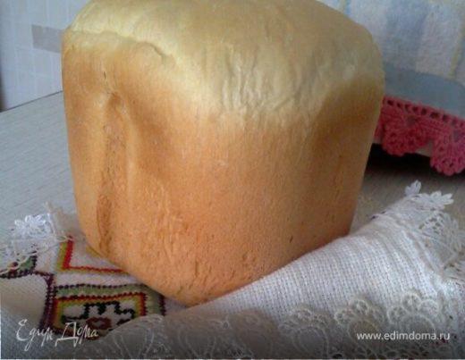 """Хлеб """"Скорый"""" в хлебопечке"""