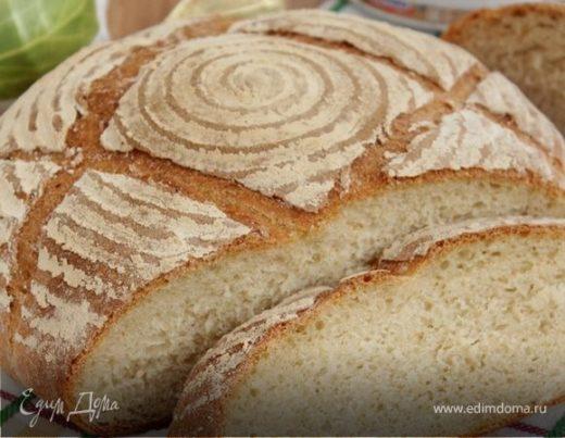 Белый хлеб подовый