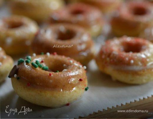 Мини-пончики