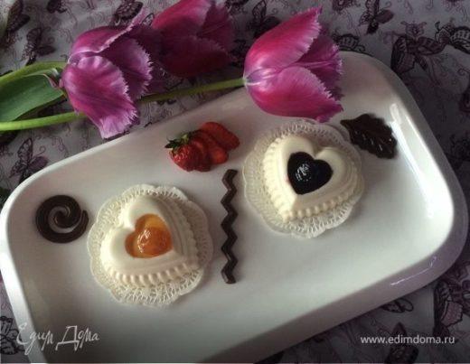 """Творожный десерт """"Для милой дамы"""""""
