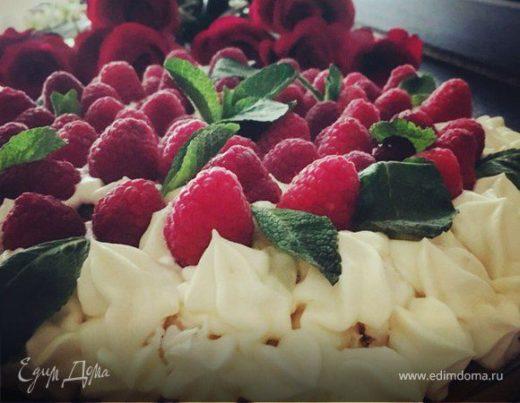 "Торт ""Анна Павлова"" от Кристофа Мишалака"