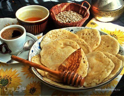 Марокканские блины