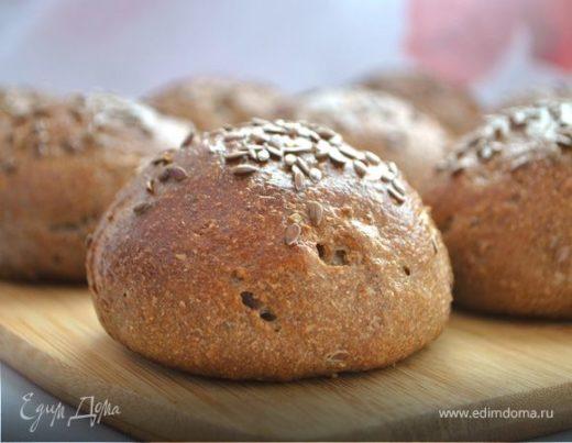 Хлебные булочки «К обеду»