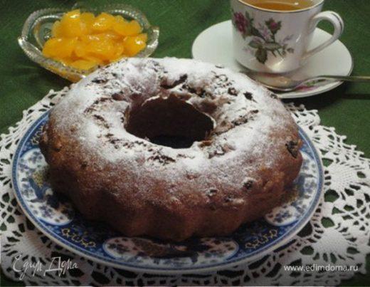 Монастырский пирог без масла