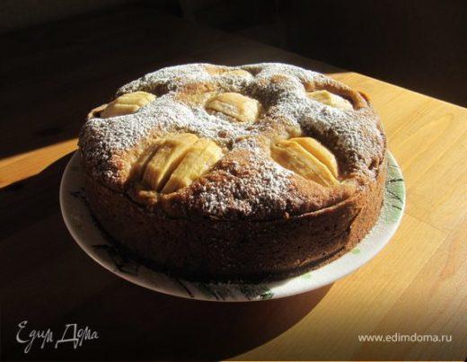 Пирог «Яблочная леди»