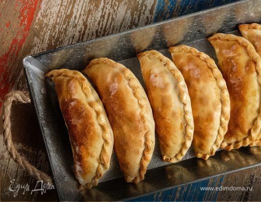 Пирожки с мясом «Спринт»