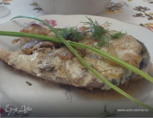Рыба по-парижски