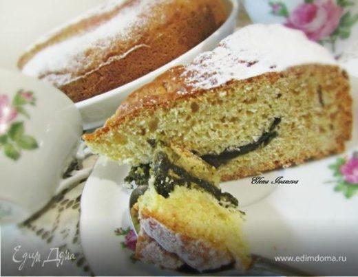 Сладкий щавелевый пирог