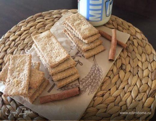 Печенье — основа для чизкейков