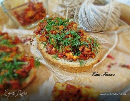 Хеннеброд (Хлеб с курицей)