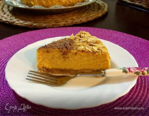 Pumpkin Cheesecake (Чизкейк)