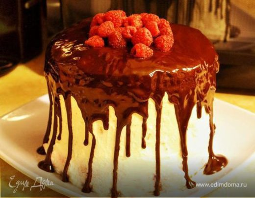 Безглютеновый торт Vesuvio