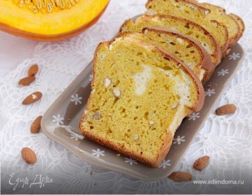Тыквенный десертный хлеб