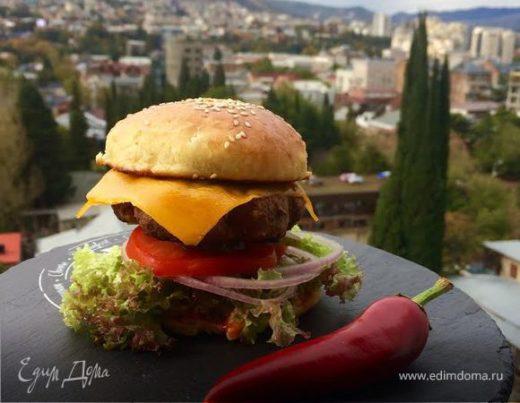 Бургеры (Homemade Burgers)